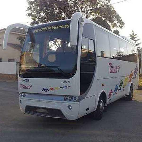 Microbus da 35 posti