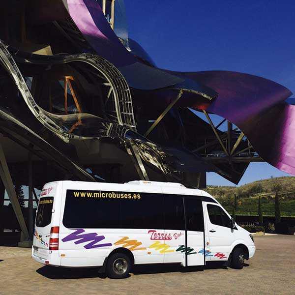 Microbus location 16 places à Madrid - Mariages