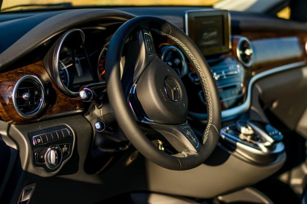 Alquiler vehículo con conductor