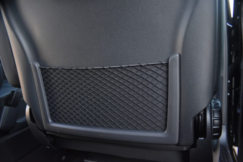Alquiler Mercedes Benz negro siete plazas
