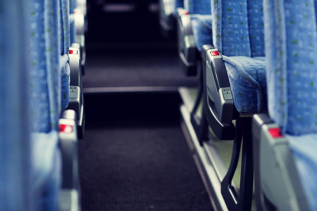 Elementos de seguridad que destacan en los autobuses