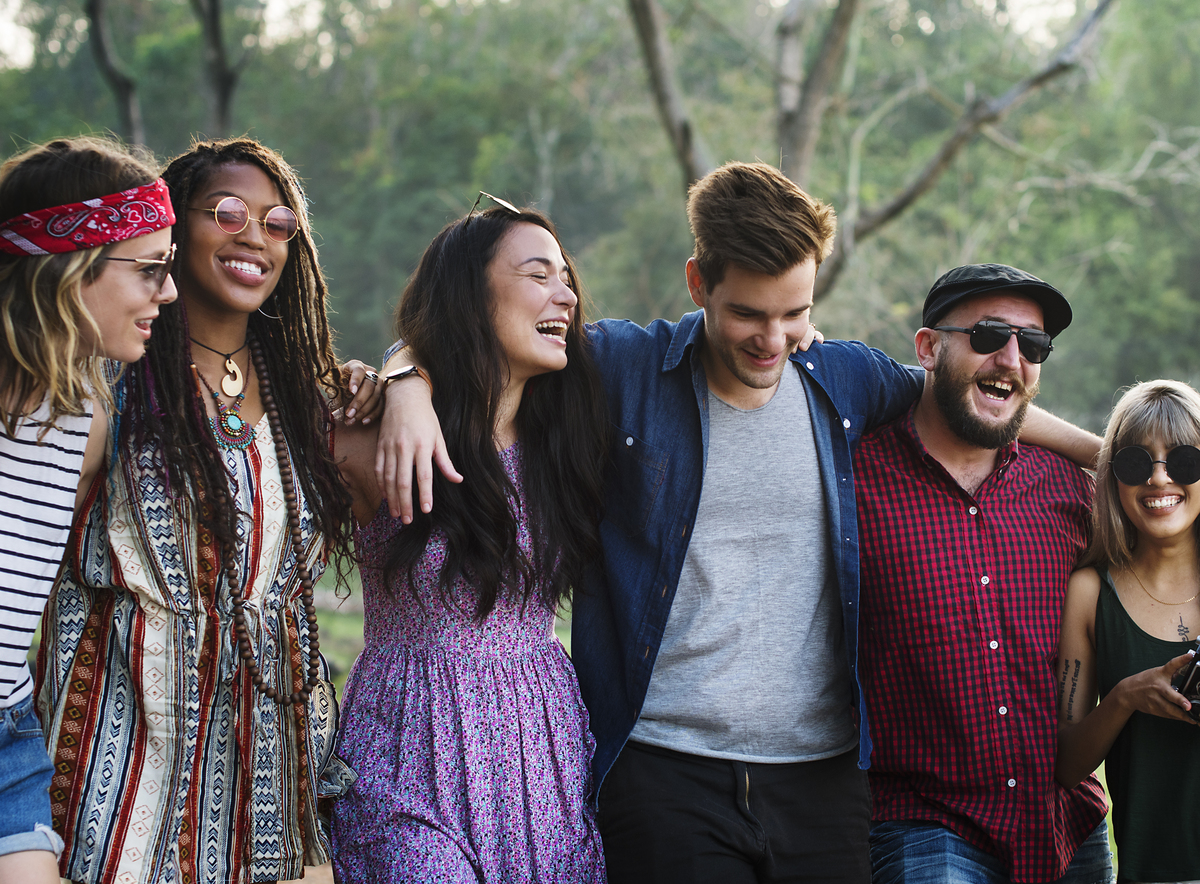 Las 5 ventajas de viajar en grupo.