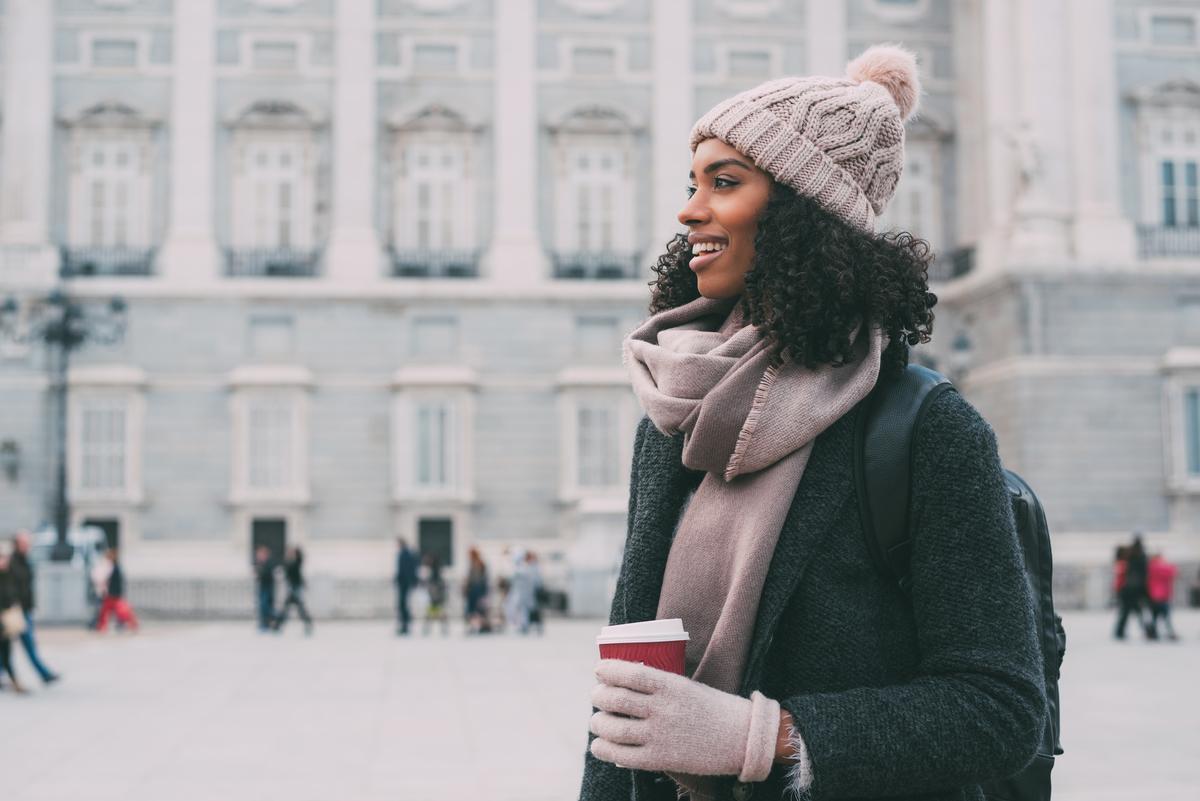 Lugares bonitos para el invierno en Madrid