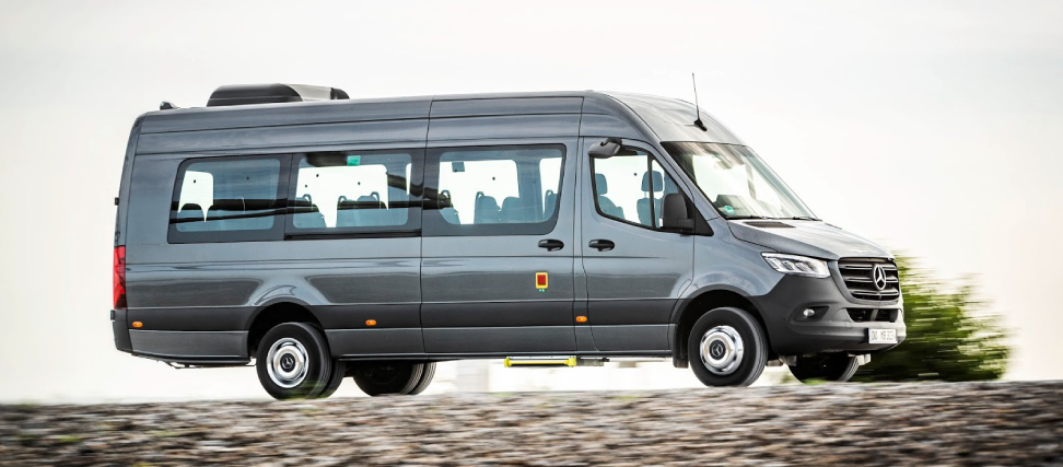 Madrid bus rental budget