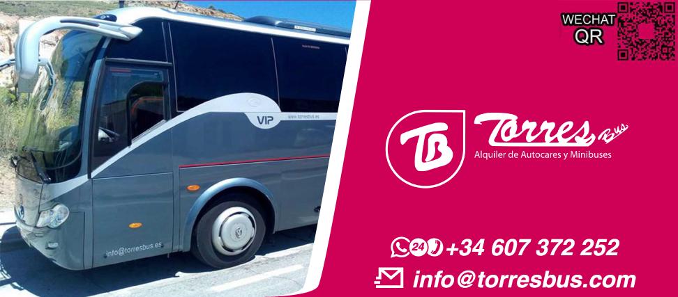Busvermietung in Madrid | Busvermietung