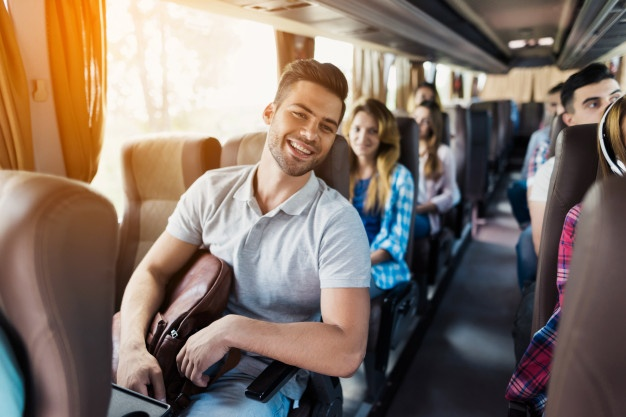 The best option in coach rental in Madrid