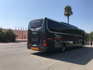 버스 54 VIP 좌석