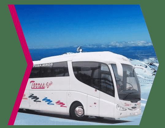 Rental of buses in Madrid