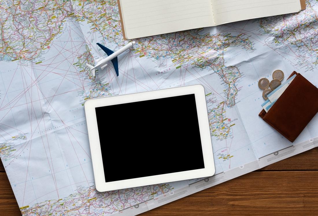 Cómo planificar tu viaje paso a paso desde cero