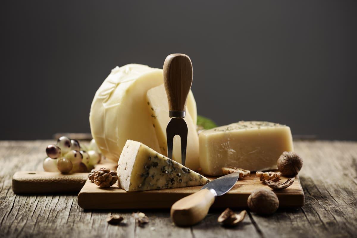 マドリードのチーズルート