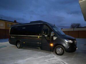 alquiler autobuses para bodas | Minibus VIP para bodas