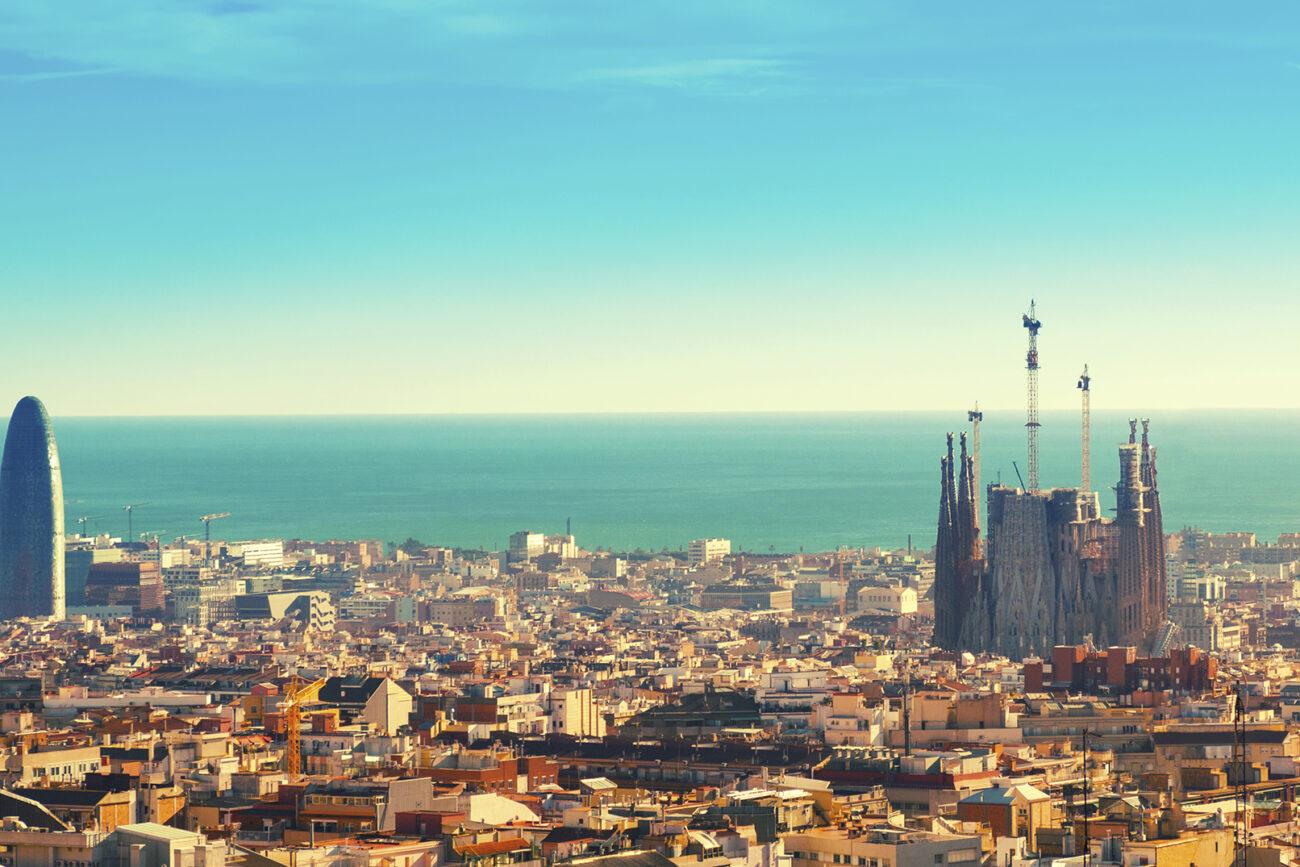Alquiler de autobuses en Barcelona